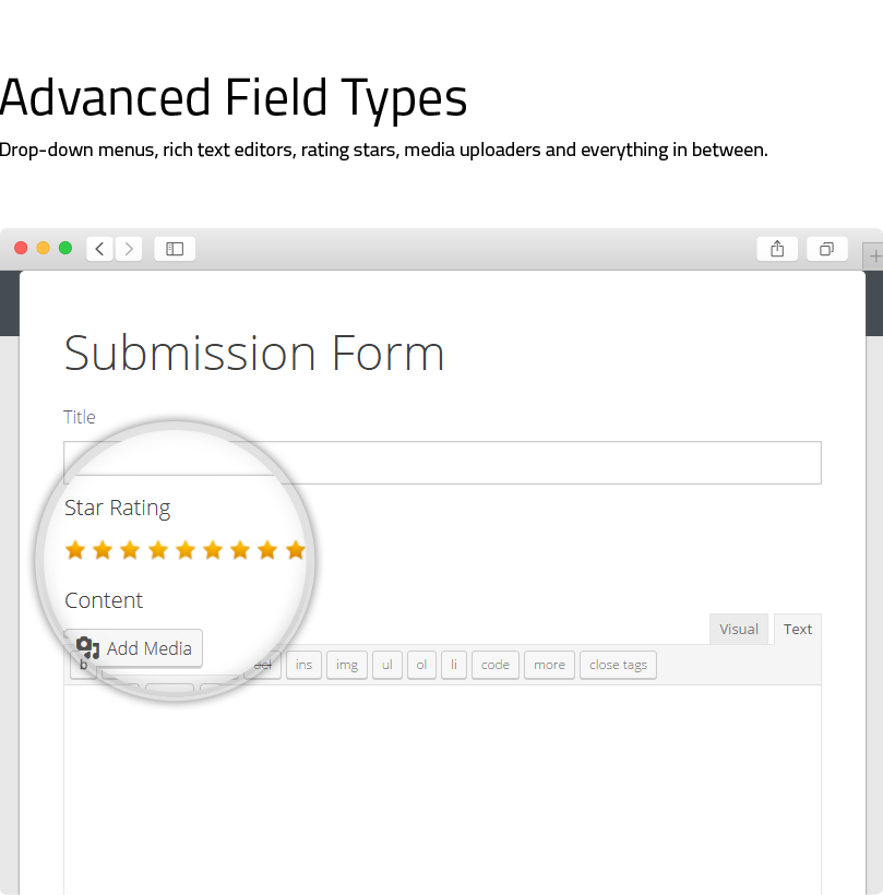 Frontend Publishing Pro - WordPress Post Submission Plugin - 14